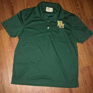 NWOT Baylor polo shirt